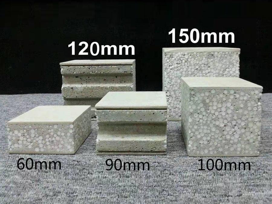 聚苯乙烯泡沫顆粒復合板